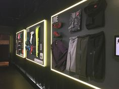 nike pop-up shop shipping container toronto astound group