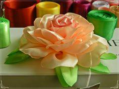 Очень нежная роза 🌹 Брошь...