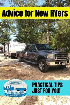 New to RVing? Here's What You Need to Know! — Exploring the Local Life - If you are new to RVing there are a ton of things you need to know. I'm not gonna lie, but I'm - Rv Camping, Camping Hacks, Family Camping, Camping Ideas, Rv Parks And Campgrounds, Luxury Rv, Rv Travel, Travel Tips, Travel Trailers