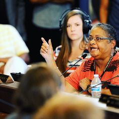 #CCAC Court Reporting program graduate Jill Oliver made the front page of the @pittsburghpg  yesterday! Jill works as a court reporter at MG&H in Pittsburgh and is seen here (in her court reporter headphones) taking the minutes for the most recent @pittsburghpublicschools board meeting. Photo credit: @mwhenninger