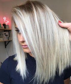 "1,382 Likes, 22 Comments - Hottes Hair Design (@jamiehottes_hair) on Instagram: ""Soft & Bright ✔️ 1/2 hd foils using @wellahair Blondor +9%+ @olaplex on all remaining hair…"""