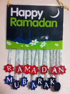 Ramadan mobile made with the free downloads.  http://ramadanjoy.com/designer-downloads/