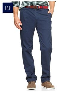87c4aee0db4a58 Comfortable men s pants from Gap come in a wide selection of dress and  casual khaki designs. We offer a variety of men s pants.