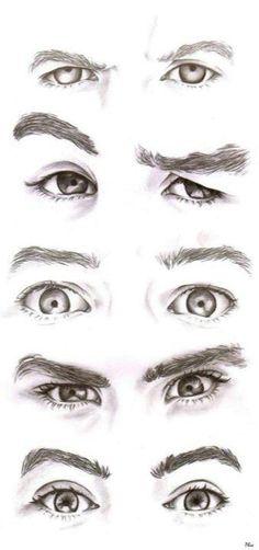 Глаза. Эмоции.