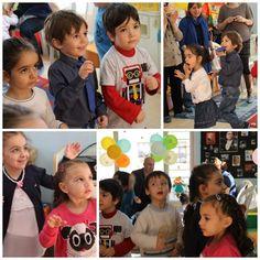 #anaokulunda#doğumgünü#neşeli#danslar#ile#devam#etti