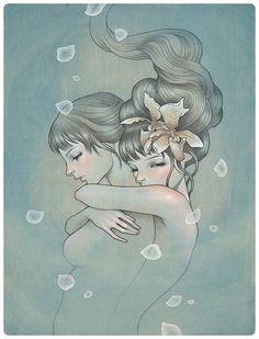 Audrey Kawasaki by ButterflyJ