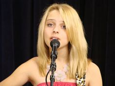 Check out Emma Webb on ReverbNation beautiful voice and she is headed for BIG TIME!