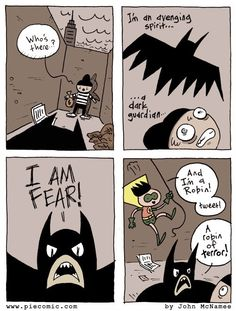 Never Really Thought About Robin Like That Before | Batman | Comic | Funny