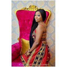 Beautiful Nigeria bride  @debbiesglow  Congratulations to every love birds getting married today. #happymarriedlife  Mua @depearforjojostouch  Photo @jojostouchphotography  #gidiweddingsng #mua #naijabride #beauty