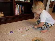 Early Learning with Marta, Eaton and Nathaniel: Montessori Math Curriculum For A Toddler-Part I