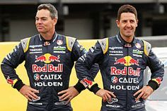 My Team ~ Lowndesy & Whincup ~ Red Bull Racing Au V8 Cars, Race Cars, Red Bull Racing, Racing Team, Australian V8 Supercars, Australian People, Sports Stars, Touring, Super Cars