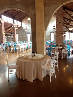 My wedding reception at Olde Dobbin Station; decor by Events to Remember out of Navasota, TX