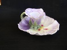 Tea Pot Set, Price Guide, Edible Flowers, Flower Pictures, China Dinnerware, Vintage China, Teacups, Pansies, Tea Time