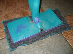 Make your own swiffer