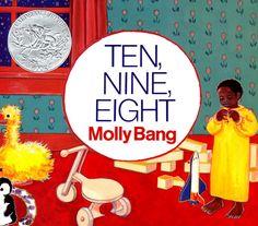 Ten Nine Eight - Molly Bang (theme: counting, bedtime)