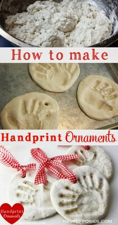 Make it a memorable Christmas with homemade handprint ornaments! Walgreens.com has you covered on craft supplies and more.