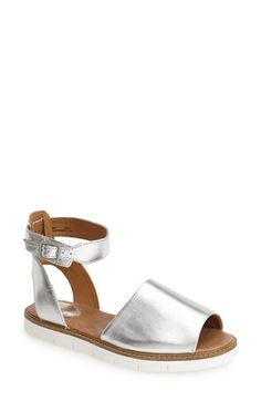Clarks® 'Lydie Hala' Ankle Strap Sandal (Women) available at #Nordstrom