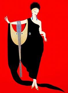 Erte - Art Deco