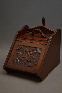 Antiques Atlas - Victorian Coal Scuttle