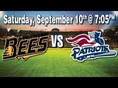New Britain Bees @ Somerset Patriots - September 10, 2016