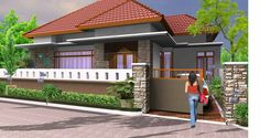 40 Minimalist Wall Fence Models - Speaking of building a house, there are many things that we must pay attention . Fence Wall Design, Front Wall Design, Modern Fence Design, Gate Design, House Design, Affordable Bedroom Sets, Compound Wall Design, Front Elevation Designs, Boundary Walls