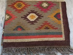Details About Vintage Kilim Rug Moroccan Rug Pottery Barn Rug Persian Rugs  Oriental Rugs 5x8