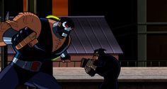 Batman Beyond 1991 - 2001 Bane Batman, Classic Sci Fi, Batman Beyond, Classic Cartoons, Dc Comics, Geek Stuff, Animation, Ideas, Geek Things