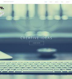 20 Super Cool Single Page Web Sites | DesignWoop