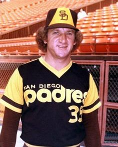 Pro Baseball, Better Baseball, Softball, Sports Uniforms, San Diego Padres, Back In The Day, American, Sd, Gabriel