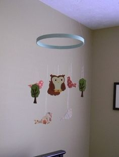 DIY Mobiles for Baby's Nursery | TheBump Blog