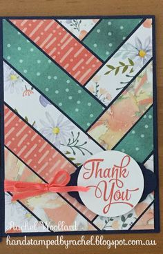 Herringbone on Night of Navy. This crafter has a very exacting eye! Cricut Birthday Cards, 21 Cards, Paper Quilt, Masculine Birthday Cards, Card Making Tutorials, English Paper Piecing, Card Sketches, Paper Cards, Cool Cards