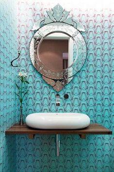 Modelos de espelhos venezianos                              …