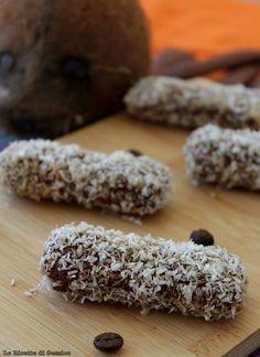 ricetta dolce veloce con biscotti nutella cocco caffe