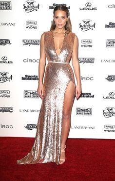 To καυτό red carpet από το party του Sports Illustrated | Jenny.gr