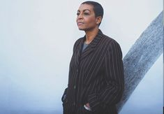Ghanian-British actress Adjoa Andoh has created theatre history by co-directing and acting in the first major play as Shakespeare's Richard II in London Richard Ii, Tower Block, Cuttings, British Actresses, Journalism, Shakespeare, Scandal, About Uk, Donald Trump