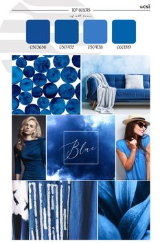 Top ColorWall™ Colors of All Time | Blue – eColorWorld Blue Colour Palette, Love Blue, Season Colors, Color Trends, All About Time, Black And Grey, This Is Us, Colours, Seasons