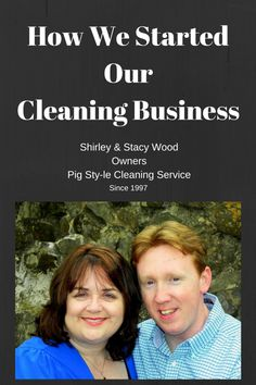 How We Started Our Cleaning Business | Intelligent Domestications