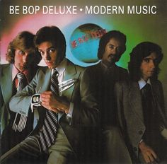 Be Bop Deluxe were an exciting and innovative band.