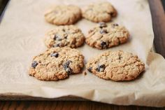 Converting a Recipe to Gluten-Free  on Food52 | Almond-Oatmeal Cookies with Dried Cherries