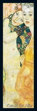 Gustav Klimt - Le amiche