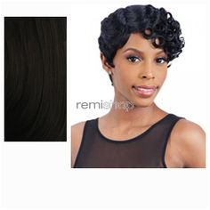 Equal (SNG) In Style Wig Emma  - Color 4 - Synthetic (Curling Iron Safe) Regular Wig