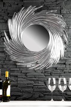 1000 images about spiegel on pinterest handarbeit oder and wands. Black Bedroom Furniture Sets. Home Design Ideas