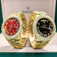 Which Rolex Would  you go with!! Left $16000.00  Right $17800.00  Comment below and DM for details! . . . .