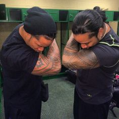 The Uso Brothers