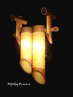 bambú lámpara - spanish.alibaba.com