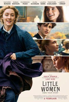 Little Women Movie Poster Glossy High Quality Print Photo Saoirse Ronan, Emma Watson Size 8x10 11x17 16x20 22x28 24x36 27x40 #1