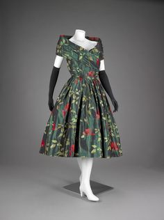 Dress Christian Dior, 1955 The Indianapolis Museum of Art
