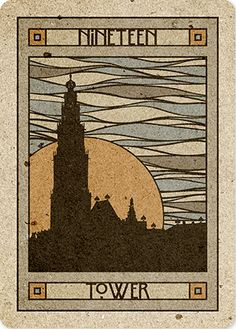 19/39. Tower - Chelsea-Lenormand by Neil Lovell
