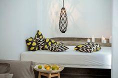 Converging at Boheme, finding Mykonos | Luxury Hotels Travel+Style
