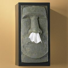 Creative tissue boxes..